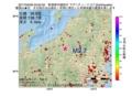 地震震源マップ:2017年05月06日 03時50分 新潟県中越地方 M2.7