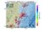 地震震源マップ:2017年05月06日 03時54分 福島県沖 M2.6