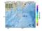 地震震源マップ:2017年05月06日 11時40分 三宅島近海 M2.8