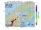 地震震源マップ:2017年05月07日 06時40分 伊予灘 M3.1