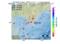 地震震源マップ:2017年05月07日 07時58分 浦河沖 M2.6