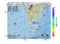 地震震源マップ:2017年05月09日 13時48分 薩摩半島西方沖 M2.5