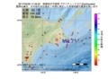 地震震源マップ:2017年05月09日 17時49分 釧路地方中南部 M2.7