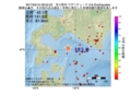 地震震源マップ:2017年05月10日 08時52分 苫小牧沖 M3.9