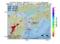 地震震源マップ:2017年05月11日 08時09分 豊後水道 M3.7