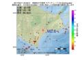 地震震源マップ:2017年05月11日 23時29分 釧路地方中南部 M2.6
