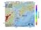 地震震源マップ:2017年05月14日 08時15分 愛媛県南予 M2.9
