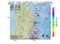 地震震源マップ:2017年05月14日 14時33分 岩手県沿岸北部 M2.7