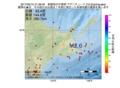 地震震源マップ:2017年05月15日 21時36分 釧路地方中南部 M2.6