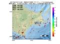 地震震源マップ:2017年05月16日 07時15分 釧路地方中南部 M3.5
