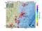 地震震源マップ:2017年05月17日 00時21分 福島県沖 M3.5