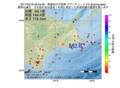 地震震源マップ:2017年05月18日 06時45分 釧路地方中南部 M2.6