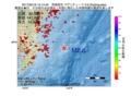 地震震源マップ:2017年05月18日 15時14分 茨城県沖 M2.6