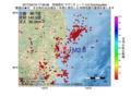 地震震源マップ:2017年05月19日 17時39分 茨城県沖 M2.6