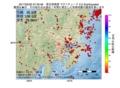 地震震源マップ:2017年05月20日 07時30分 埼玉県南部 M2.5