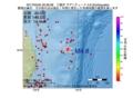 地震震源マップ:2017年05月20日 20時26分 三陸沖 M4.8
