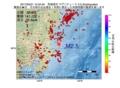 地震震源マップ:2017年05月21日 15時34分 茨城県沖 M2.5