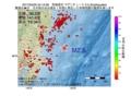 地震震源マップ:2017年05月25日 04時12分 茨城県沖 M2.5