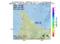 地震震源マップ:2017年05月25日 19時37分 宗谷東方沖 M3.8