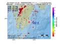 地震震源マップ:2017年05月26日 15時31分 宮崎県南部平野部 M2.6