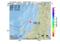 地震震源マップ:2017年05月26日 18時40分 新潟県下越沖 M2.8