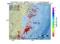 地震震源マップ:2017年05月28日 11時10分 福島県沖 M2.6