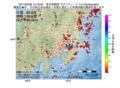 地震震源マップ:2017年05月28日 15時18分 埼玉県南部 M4.4