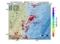 地震震源マップ:2017年05月29日 23時29分 福島県沖 M3.0
