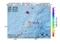 地震震源マップ:2017年05月30日 00時29分 奄美大島近海 M3.8