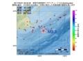 地震震源マップ:2017年05月31日 06時30分 根室半島南東沖 M3.3