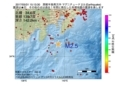 地震震源マップ:2017年05月31日 15時13分 房総半島南方沖 M2.5