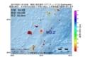 地震震源マップ:2017年05月31日 16時18分 奄美大島北東沖 M3.2