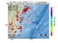 地震震源マップ:2017年06月01日 11時15分 茨城県沖 M2.6