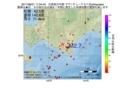 地震震源マップ:2017年06月01日 11時34分 日高地方中部 M2.7