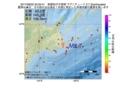 地震震源マップ:2017年06月02日 22時05分 釧路地方中南部 M2.7