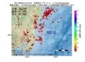 地震震源マップ:2017年06月05日 07時44分 茨城県沖 M2.6
