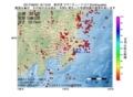 地震震源マップ:2017年06月05日 18時13分 東京湾 M2.7