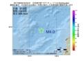 地震震源マップ:2017年06月09日 00時03分 日本海中部 M4.0