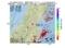 地震震源マップ:2017年06月09日 05時34分 福島県中通り M2.5