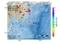 地震震源マップ:2017年06月09日 12時09分 千葉県南東沖 M3.3