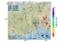地震震源マップ:2017年06月11日 06時14分 山梨県中・西部 M2.5