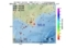 地震震源マップ:2017年06月11日 19時47分 十勝沖 M3.8