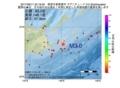 地震震源マップ:2017年06月11日 22時19分 根室半島南東沖 M3.0