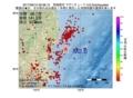 地震震源マップ:2017年06月12日 09時36分 茨城県沖 M2.6