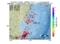 地震震源マップ:2017年06月17日 15時08分 宮城県沖 M3.5