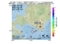 地震震源マップ:2017年06月17日 19時29分 胆振地方中東部 M2.6