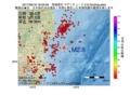 地震震源マップ:2017年06月18日 18時59分 茨城県沖 M2.8
