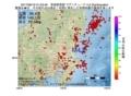 地震震源マップ:2017年06月19日 01時23分 茨城県南部 M4.2