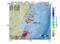 地震震源マップ:2017年06月20日 03時49分 宮城県沖 M3.4