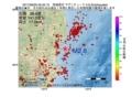 地震震源マップ:2017年06月20日 05時25分 茨城県沖 M2.8